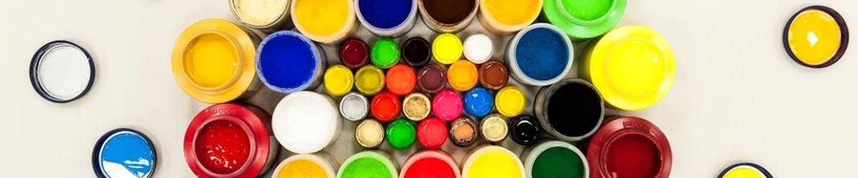 Stoffmalfarben