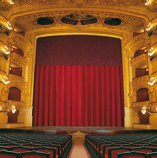 Theatersamt & Bühnenvelours
