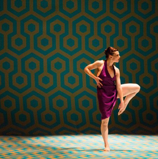 Plesni (baletni) podi s posebnim učinkom