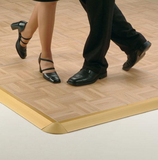 Prenosna lesena plesišča