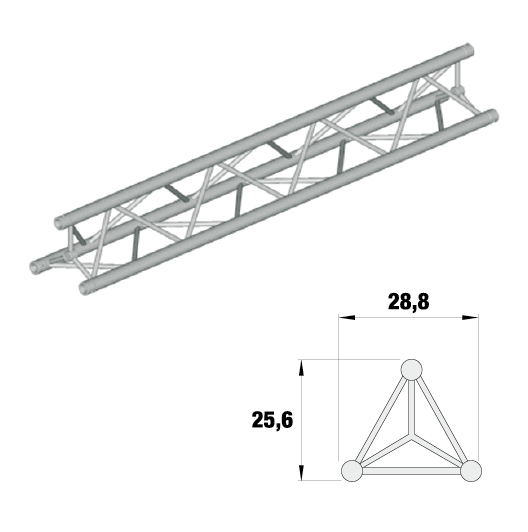 SB 29 - 3 Triangular Truss
