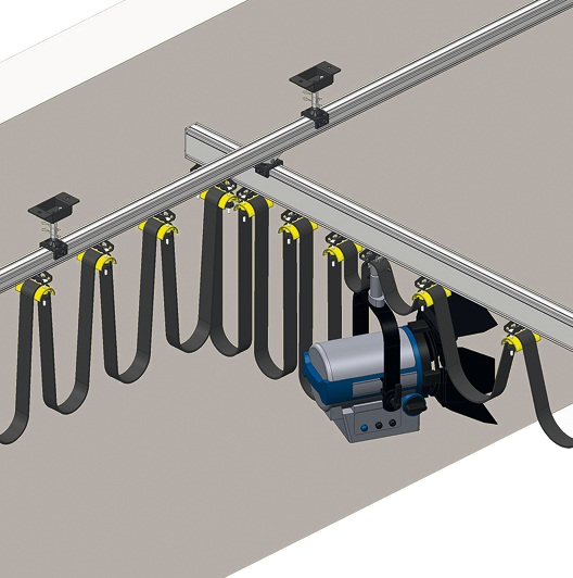 CARGO MICRO Trailing Cable Systems