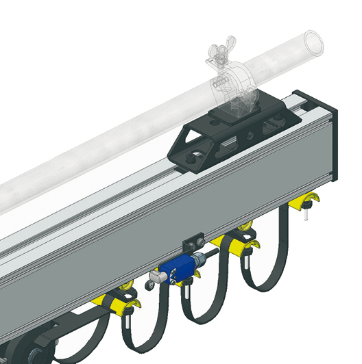 CARGO Trailing Cable Systems