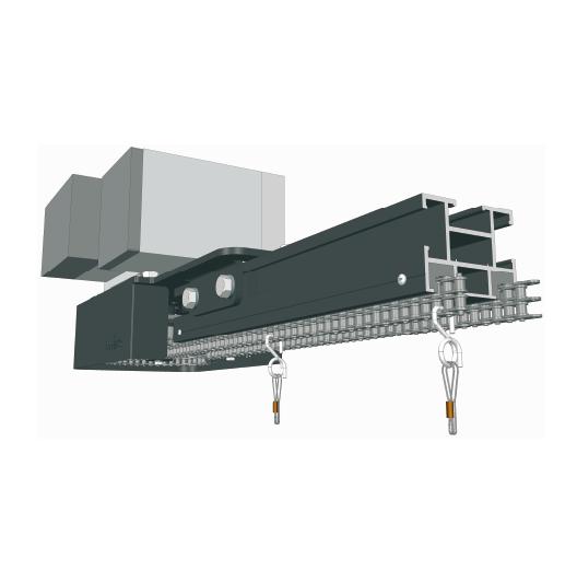 CUE-TRACK 2: Operaciones con motores TRAC-DRIVE