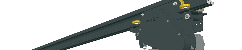 FRICTION-DRIVE Schleppkabel- und Schleifleitungsbauteile
