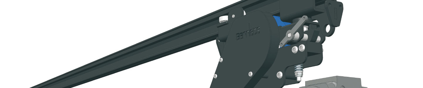 FRICTION-DRIVE Components for TRUMPF 95