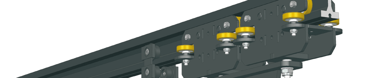 TRAC-DRIVE Components for JOKER 95