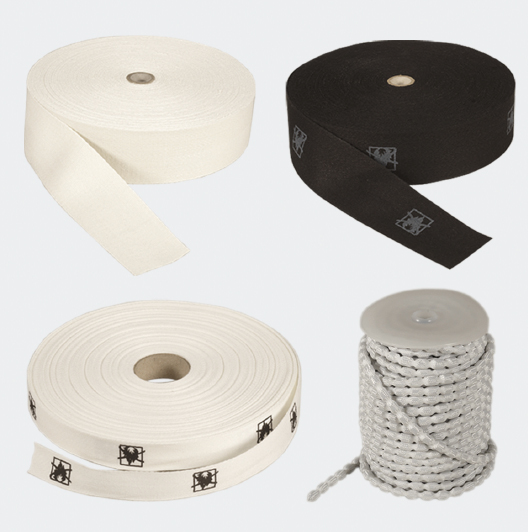 Linen Webbing, Tie-Line & Lead Weights