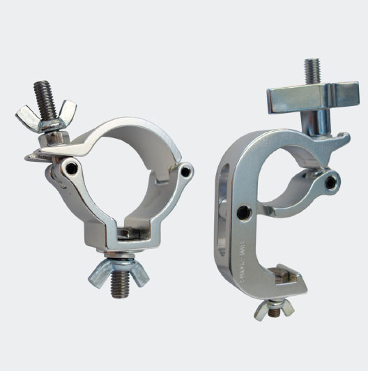 Half-Coupler, Swivel-Coupler & Accessories