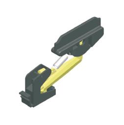 Einfach-Stromabnehmer