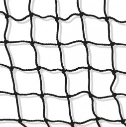 Odrska mreža 30 x 30 mm črna
