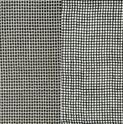 "Dekorativno blago kvadratna mreža 3 x 3 mm / 1/8"" x 1/8"