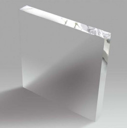 Super svetleča zrcalna plošča