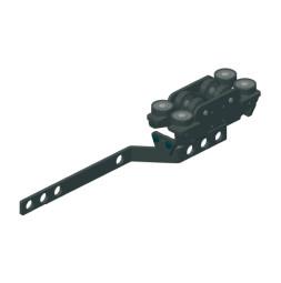 STUDIO / E HD nosilno kolo z roko za prekrivanje