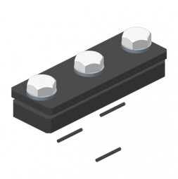 BELT-TRACK Element za podaljševanje vodila