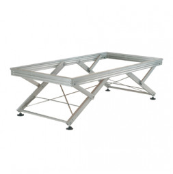 UNISTAGE Stage Platform 100 x 200 cm