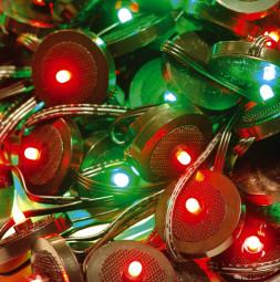 LED светлинна завеса CHAMELEON (ХАМЕЛЕОН) окачени