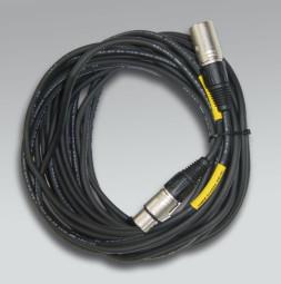 DMX кабел за LED  завеса