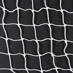 Сценична мрежа 30 х 30 мм бяло