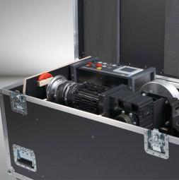 AMPTOWN куфар за навиващи системи