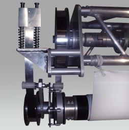 Sistem ecran tip roller din carbon MEGASCREEN
