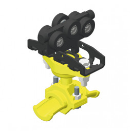 CARGO MICRO Trailing cable runner for round cables