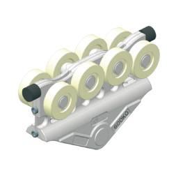 CARGO - cărucior pentru sarcină grea - tip (model) A, sarcină: 600 kg