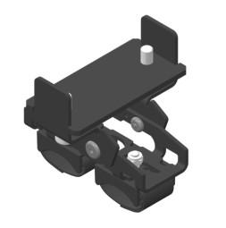 CARGO - clemă de capăt pentru cablu rotund