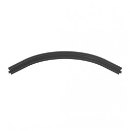 BELT-TRACK Curved track with splice