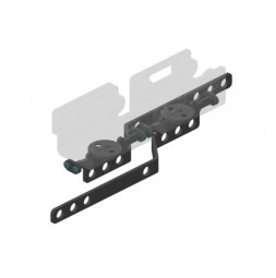 BELT-TRACK Overlap Arm Set