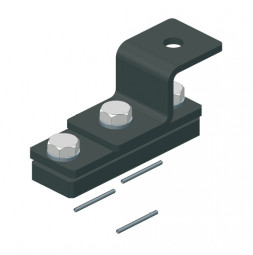 BELT-TRACK Track Splice with suspension bracket