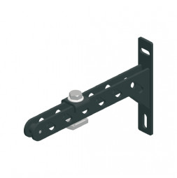 CUE-TRACK 2  Wall Mount Bracket
