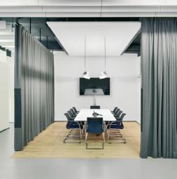 Zvukový závěs OFFICE