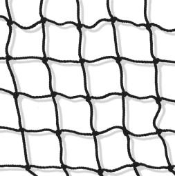 Jevištní síťovina 30 x 30 mm B1 černá