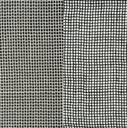Mřížková tkanina Sprinklernetz Square Net 3x3 mm