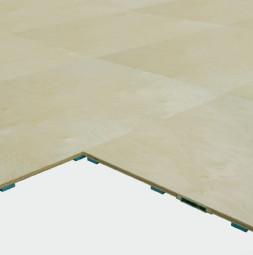 VARIO ERGODANCE Odpružená taneční podlaha