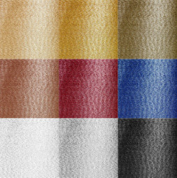 Efektní tkanina GRANAT