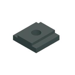 TRUMPF 95/JACK-TRACK Vsunovací stavěcí matice