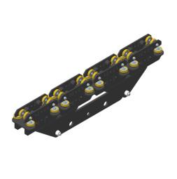 JOKER 95 Vodící robustní vozík 260
