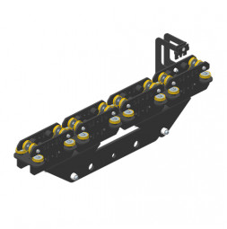 JOKER 95 Vodící robustní vozík 260, horní vedení lana