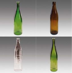 Divadelní sklo GERO láhev zelená