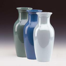 Divadelní sklo GERO, Váza modrá