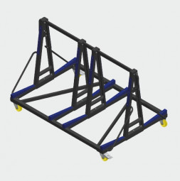 VARIO ERGODANCE Transport Cart