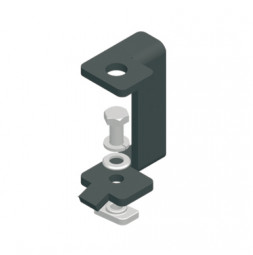 Track Suspension Bracket TRUMPF 95 for Double Top Cord Applications
