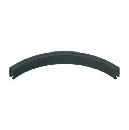 CARGO S Track, curved