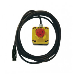 TRAC-DRIVE Emergency Stop Button for DMX-control