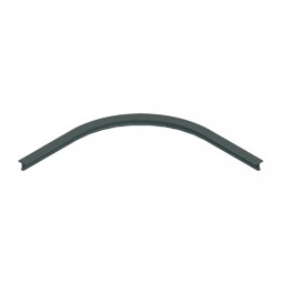 ACE Track, Curved - with Splice, Predrilled