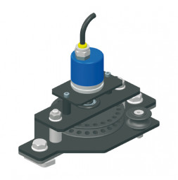TRAC-DRIVE Return Pulley with Integrated Incremental Encoder