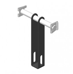 CARGO Fix End Stop with Curtain Suspension