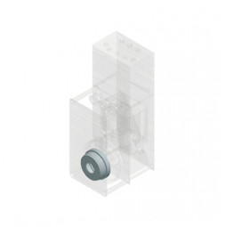 TRAC-DRIVE Additional charge Curtain Coupling Device